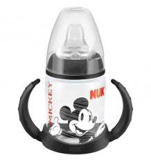 Nuk Biberon Entrena Mickey 150 ml negro