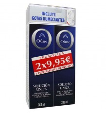 Oune solucion unica duplo 360 ml