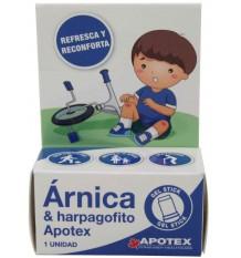 Apotex arnica harpagifitum para golpes