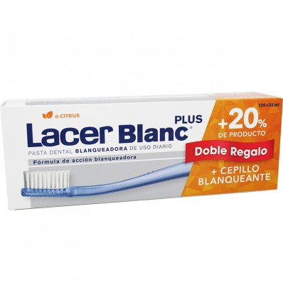 ingredientes de lacer blanc plus citrus