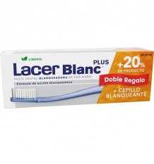 Lacer Blanc Plus Pasta Menta 125 ml
