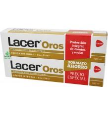 Lacer Oros Toothpaste 125 ml Duplo