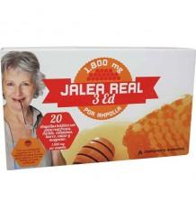 Dernove Royal Jelly 1800 mg 3 Age 20 Blasen