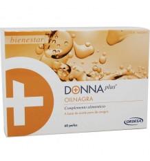 Donnaplus Nachtkerzenöl 60 Perlen