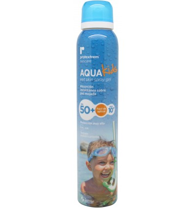 protextrem Aqua Kids spray acuoso