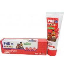 pasta de dente júnior phb morango