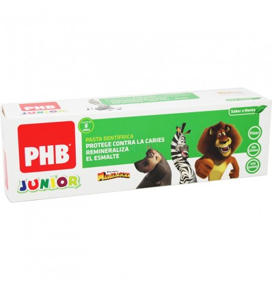 pasta dental phb junior menta