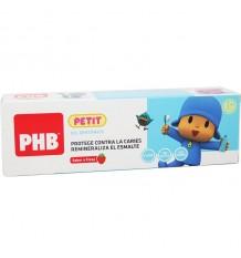 pasta de dente phb petit pocoyo