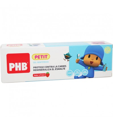 pasta dental phb petit pocoyo