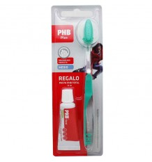 Phb toothbrush Plus Environment