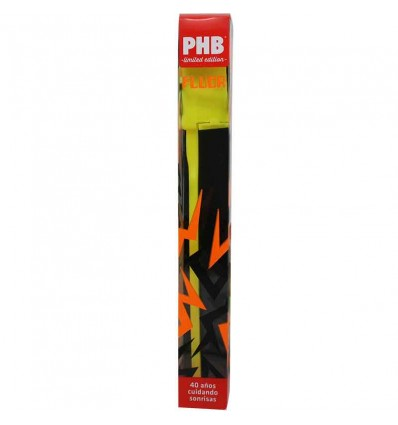 Cepillo Phb classic fluor medio amarillo