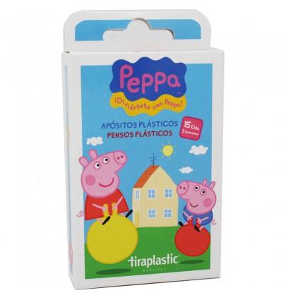 Peppa Pig Tiritas Infantiles