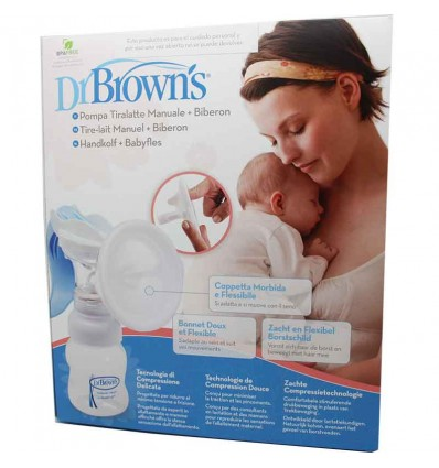 Dr browns extractor de leche sacaleches