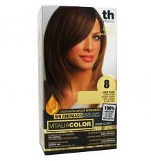 Th Pharma Vitaliacolor Tinte cabello 8 Rubio Claro