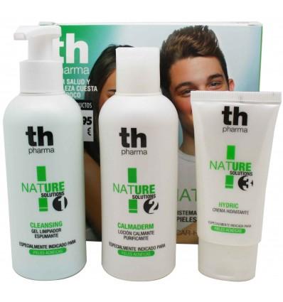 th pharma nature solutions cuidado piel acne