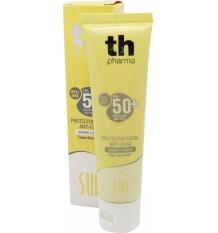 la crème solaire visage anti-âge 50
