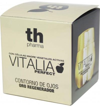 Th Pharma Vitalia Perfect Gold Contorno de ojos 30 ml