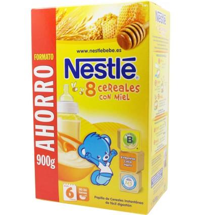 nestle céréales miel de mise en forme d'épargne