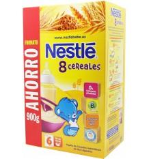 nestle 8 cereals format saving