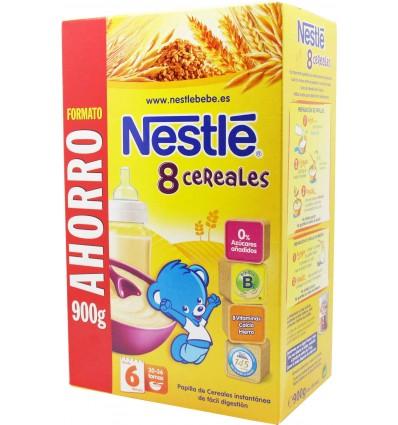 nestle 8 cereales formato ahorro