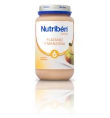 Nutriben Potito Platano Manzana 250g