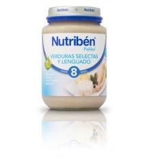 Nutriben Potito Verduras Selectas con Lenguado 250 g