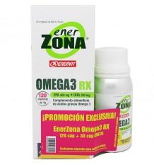 Enerzona Omega 3 Rx 120 Pack oferta