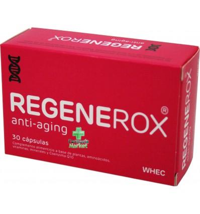 Whec Regenerox 30 capsulas