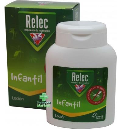 Relec Infantil Locion 125 ml