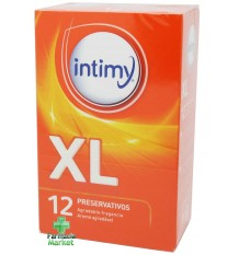 intimy Préservatifs XL