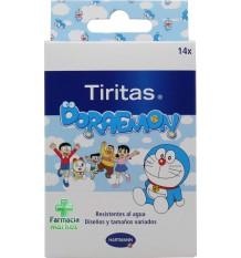 Tiras Doraemon 14 unidades