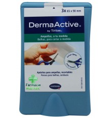 Strips Dermaactive blisters to your measure