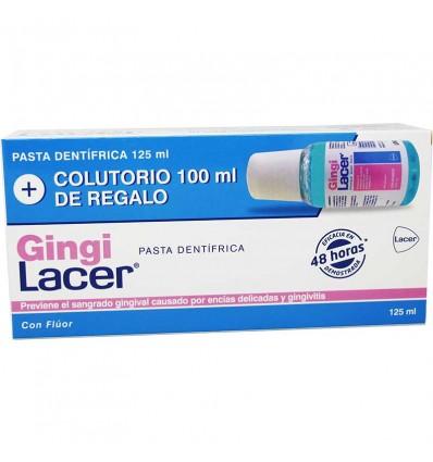 Gingilacer Zahnpasta 125 ml Geschenk Pack