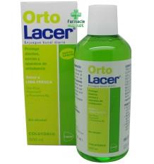 Ortolacer Mouthwash Lime 500 ml