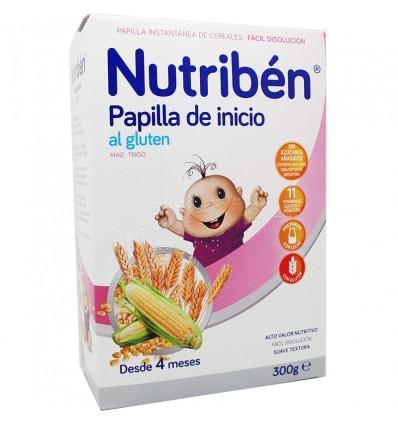 Nutriben Cereales Inicio al Gluten 300 g