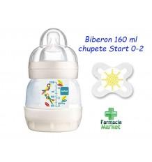 Mam Baby Bottle 160 ml Pack