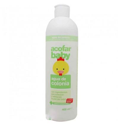 Agua de colonia acofarbaby 400 ml