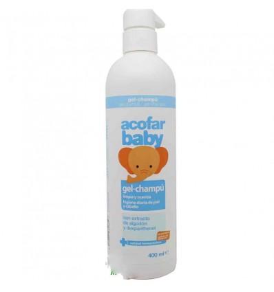 Gel shampoo baby acofar baby 400 ml