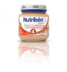 Potito poulet jambon légumes 130 grammes