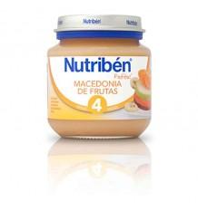 nutriben potito início salada de frutas