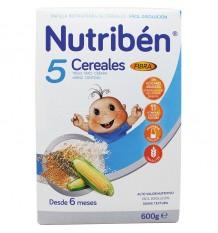 nutriben 5 cereais Fibra