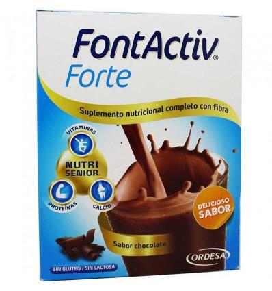 Fontactiv Forte Schokolade 14 Umschläge