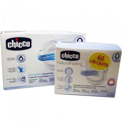 Chicco Discos De Lactancia 60 unidades Oferta
