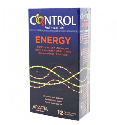 Kondome Control Energy