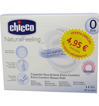 Chicco Discos De Lactancia 30 unidades