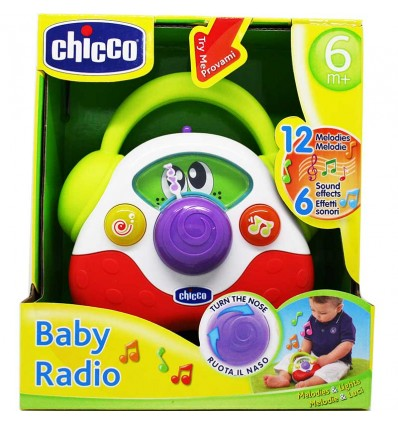 Chicco Baby Radio