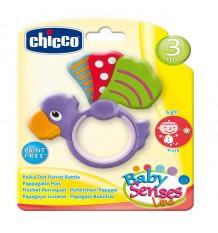 chicco papagayo rattle