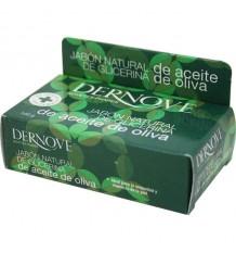 savon à l'huile d'olive dernove