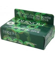 soap olive oil dernove