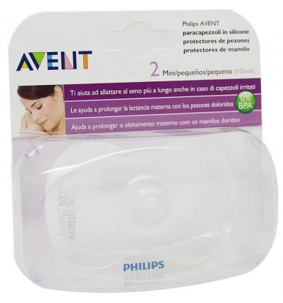 Avent Zitzen Tasse Silikon Mini 15 mm